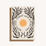 have fun today & every day card