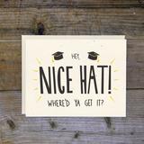 hey, nice hat! card