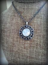 celeste star necklace