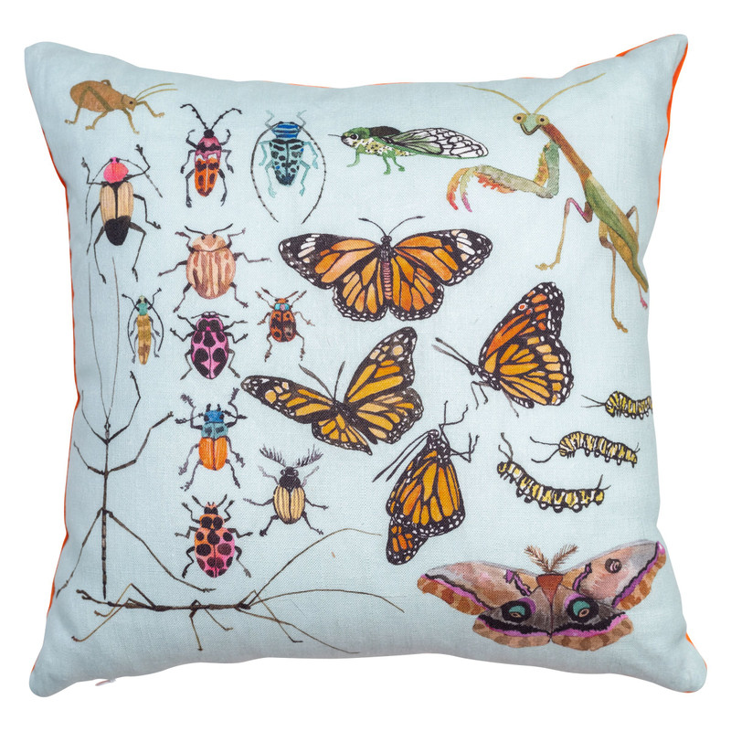 specimen pillow