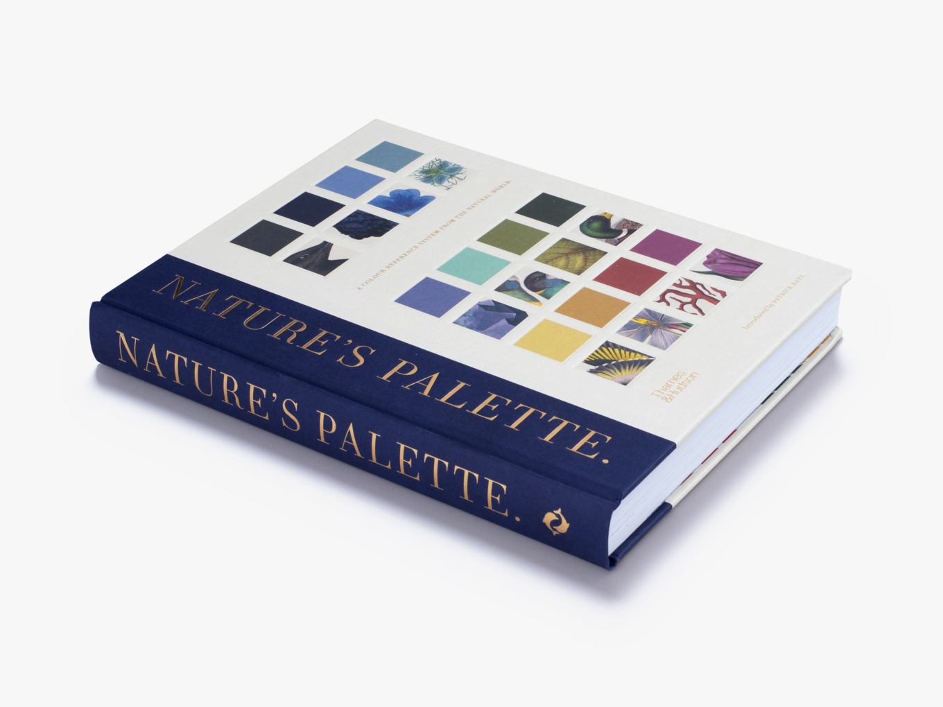 nature's palette: a color reference system from the natural world