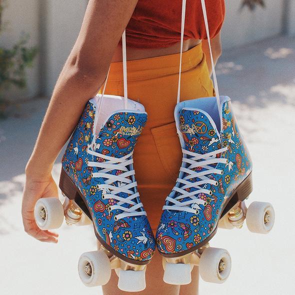 impala quad skate - HARMONY BLUE