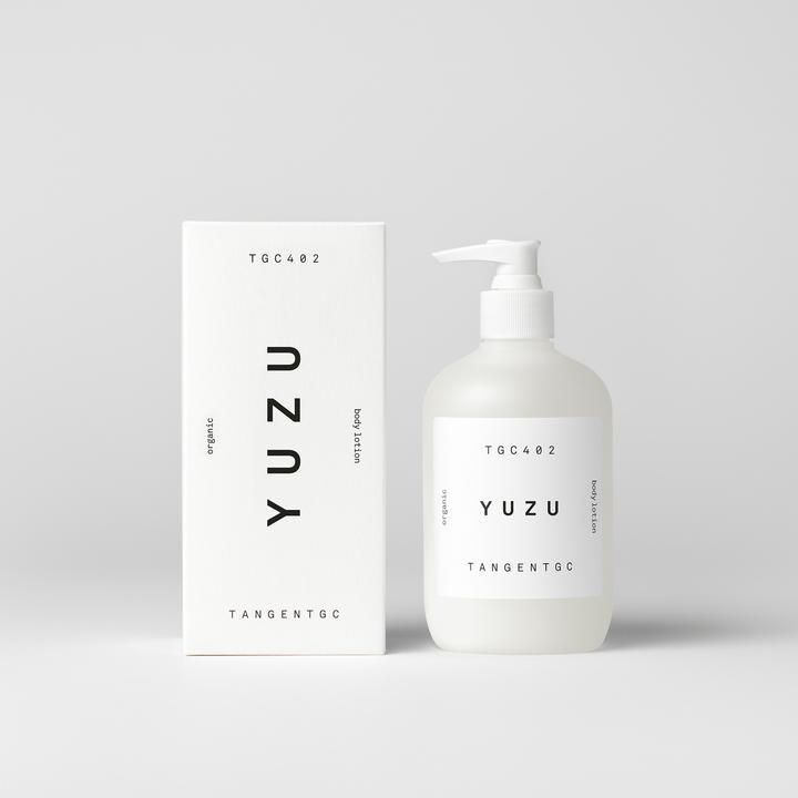 yuzu body lotion