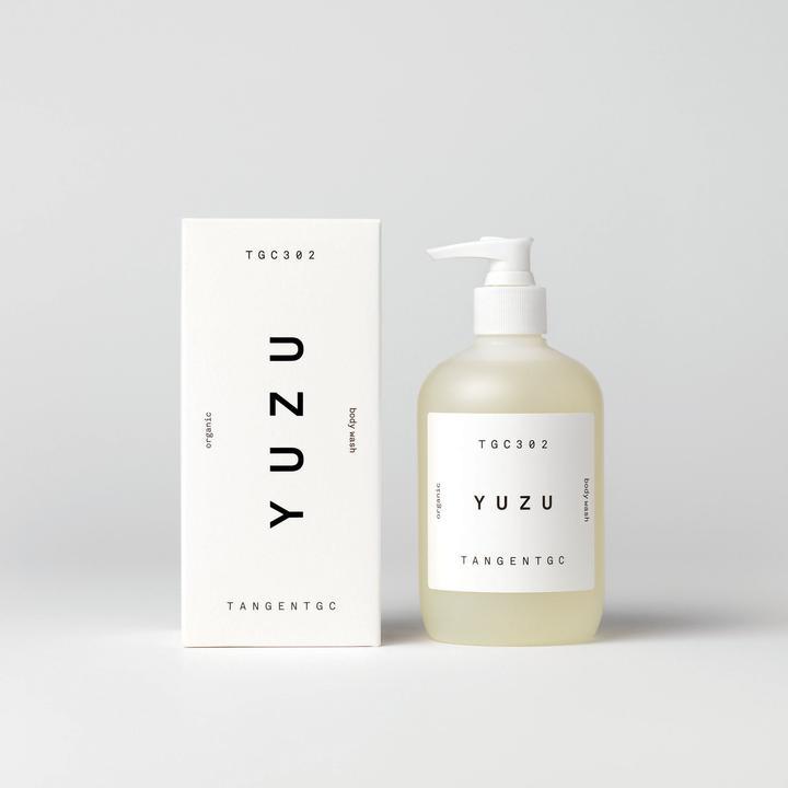 yuzu body wash