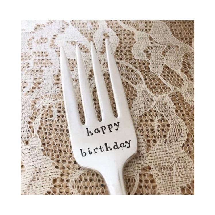 birthday fork