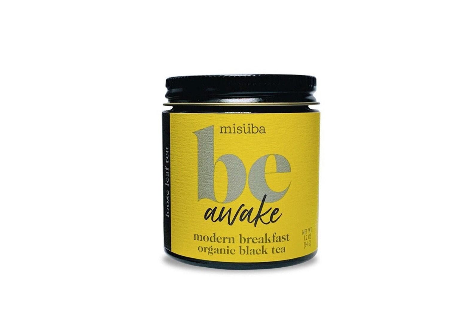 be awake | modern breakfast tea