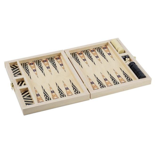 travel backgammon set