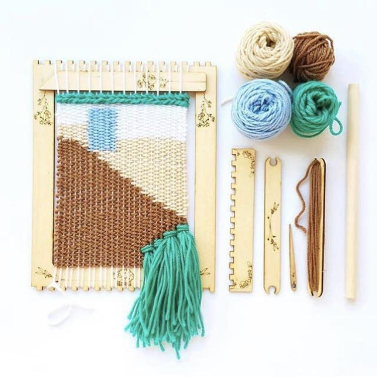 DIY tapestry kit | cloud