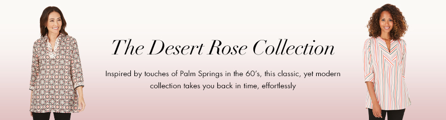 New & Now: Desert Rose Collection