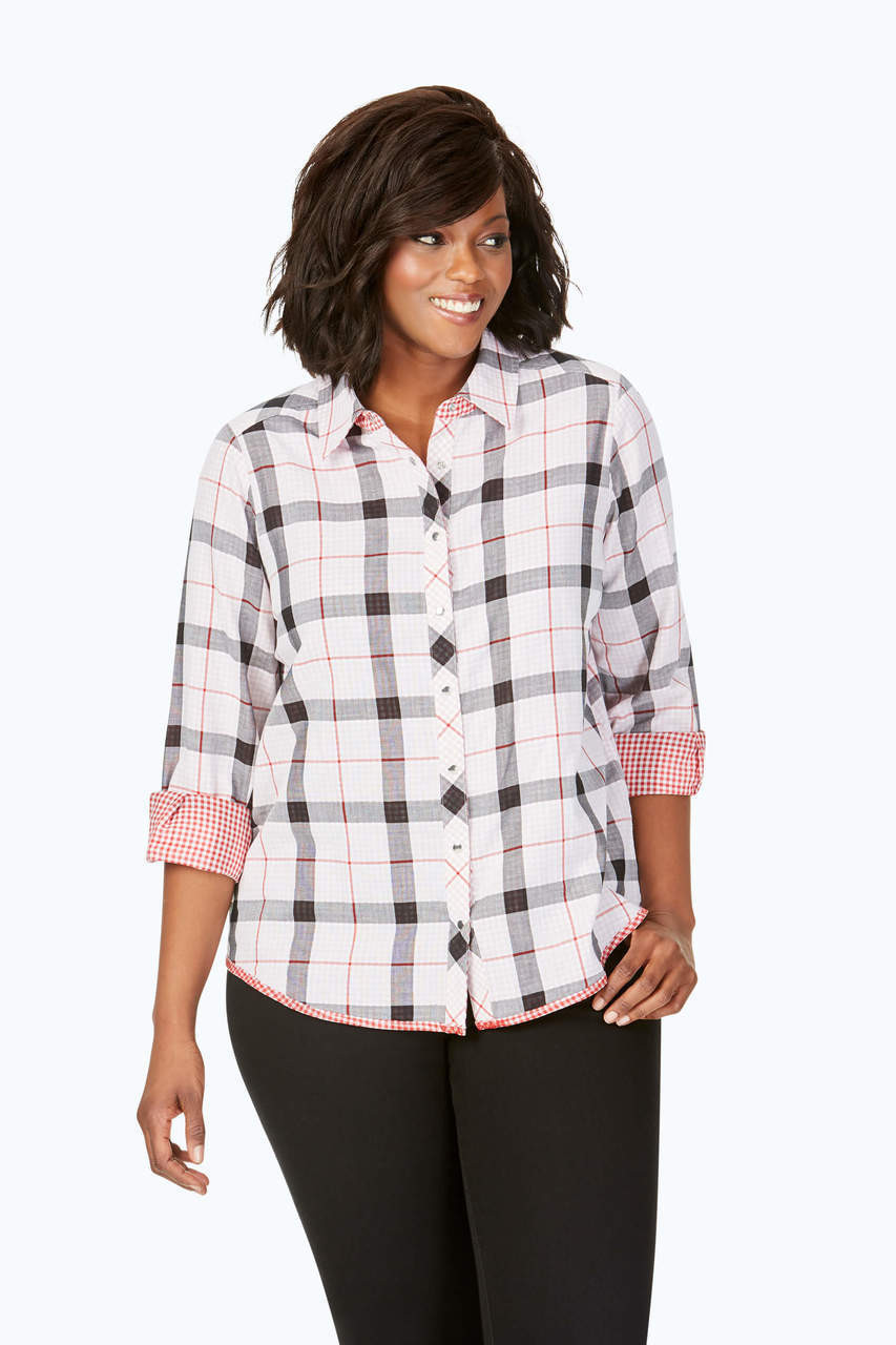 Foxcroft Collection Foxcroft Non Iron Shirts And Blouses