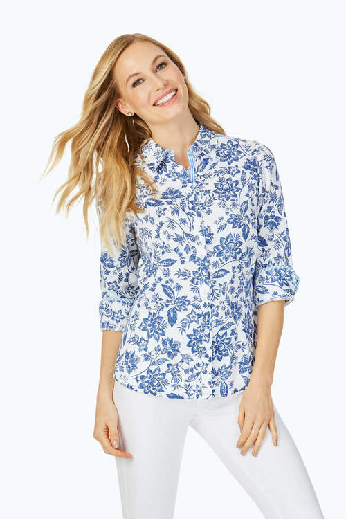 7c8e087c465232 Womens Non-Iron & Wrinkle Free Blouses, Shirts, Sweaters, Bottoms ...