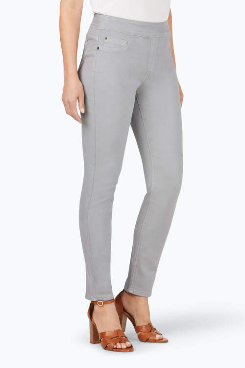 The Uptown Slim Leg Pull-On Stretch Jeans