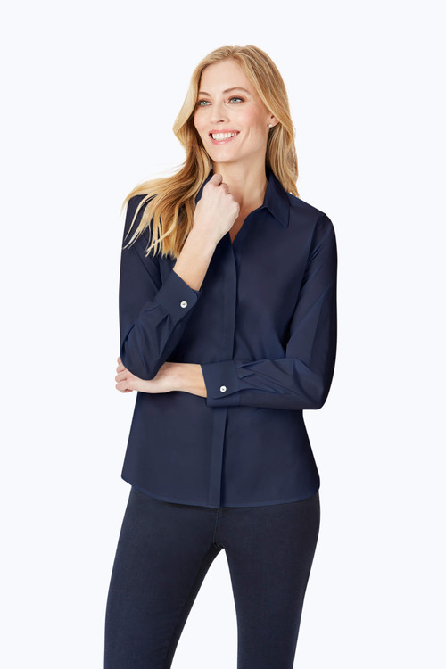 Kylie Stretch Non-Iron Shirt