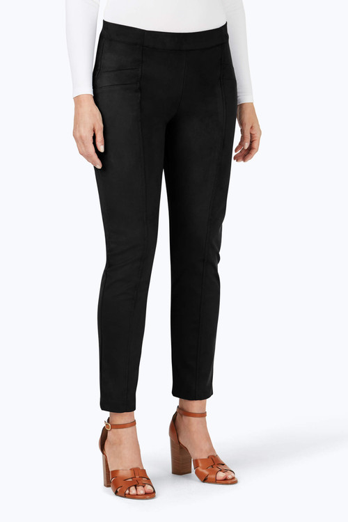 Marlow Faux Suede Pants