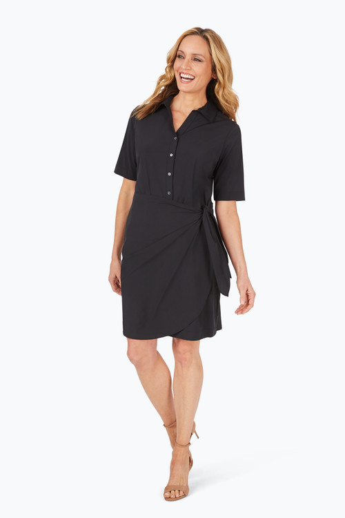 Panama Easy-Care Stretch Dress