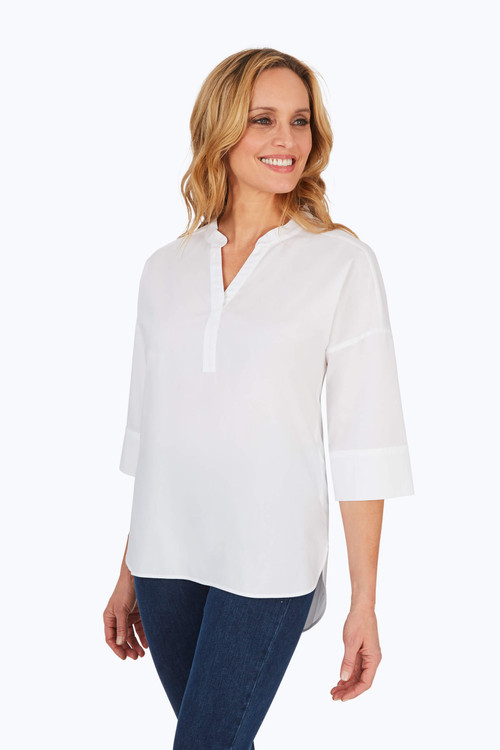 Roman Stretch Non-Iron Shirt