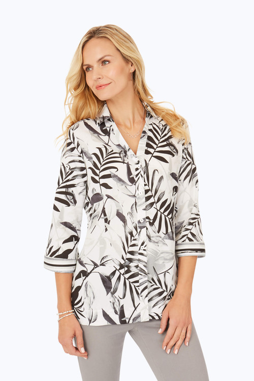 Liberty Non-Iron Palm Tunic