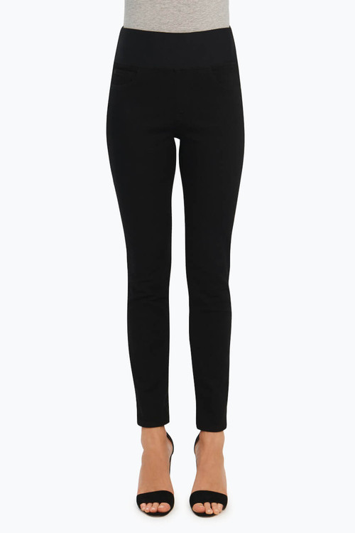 Nina Stretch Black Jean