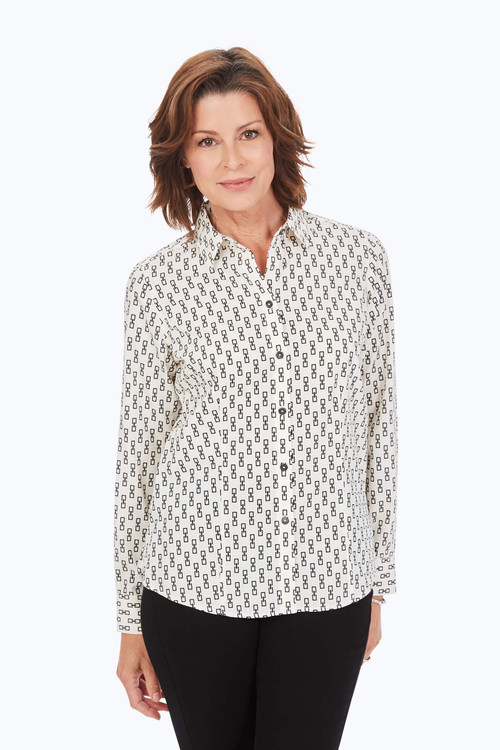 Dianna Non-Iron Links Shirt