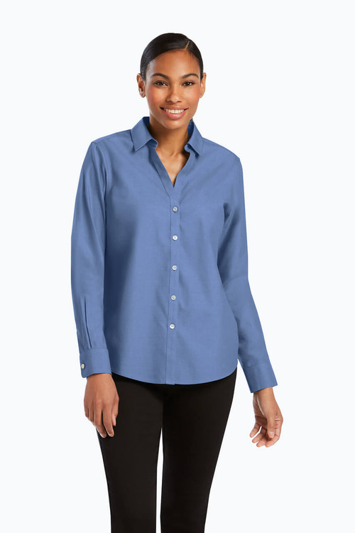 Chrissy Non-Iron Pinpoint Shirts On Sale