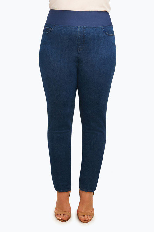 Nina Plus Stretch Denim Jean