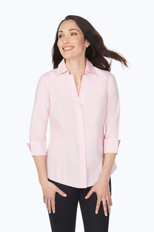 Taylor Essential Pinpoint Non-Iron Shirt