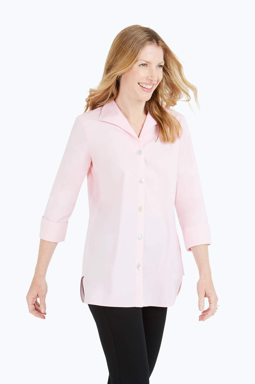 Womens Easy Care Shirts Non Iron And Wrinkle Free Fabrics Foxcroft
