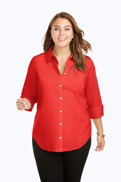 Marianne Plus Stretch Non-Iron Tunic