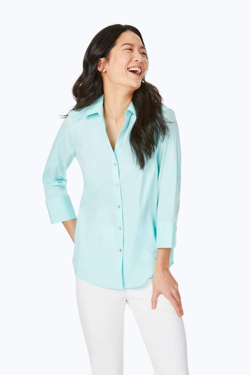 Mary Stretch Non-Iron Shirt On Sale