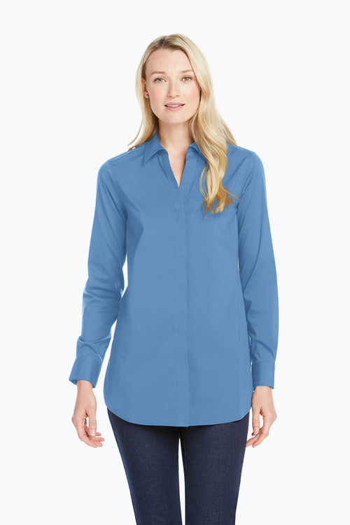 Vera Stretch Non-Iron Tunic On Sale
