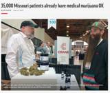 Associated Press features Blue Key CBD at MOCannBizCon Expo