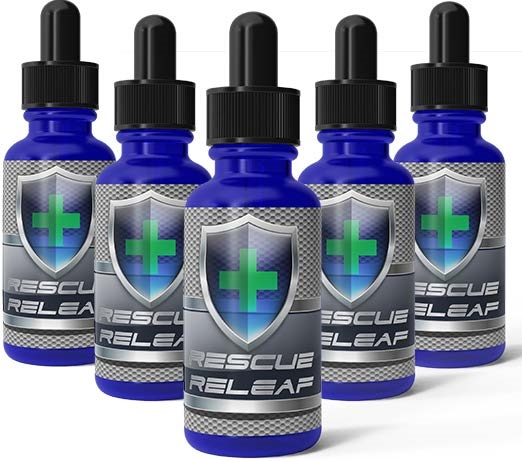 Rescue Releaf - Full Spectrum CBD Oil