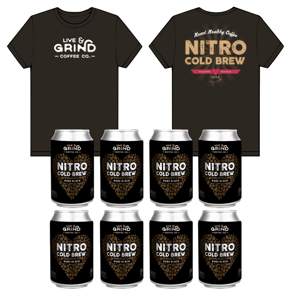 nitro coffee combo pack