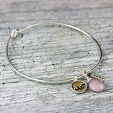 Sterling Silver Bangle - Build Your Own