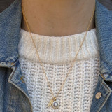 Sunshine Charm Necklace