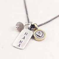 """Mama Love"" Necklace"