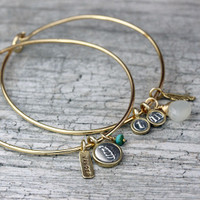 Brass Bangle - Build Your Own