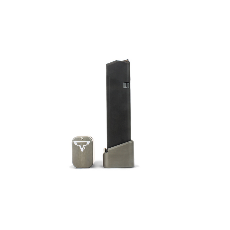 +4 Base Pad For Glock 21/41 .45 Cal OEM Magazines