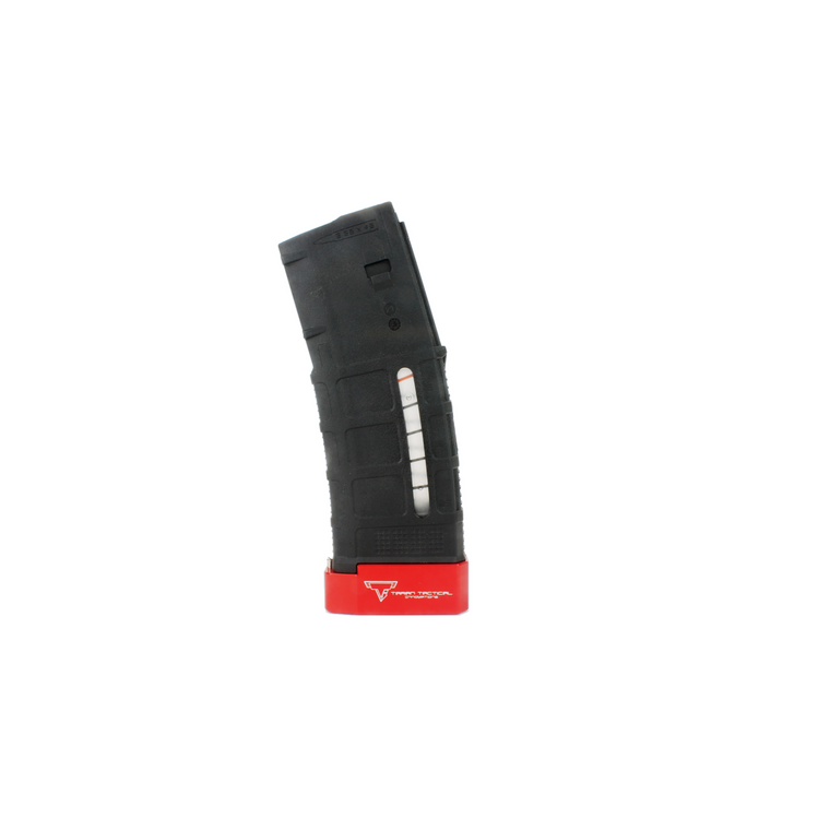+5/6 Base Pad For AR 15 .223 30/40 Round PMAG Magazines