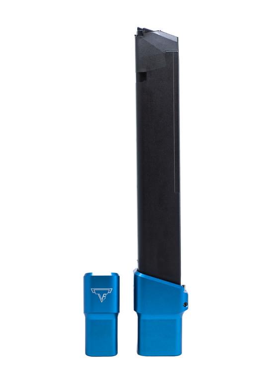 +10 Ultralight Base Pad For Glock PCC 9mm 30/31/33 Round OEM Magazines