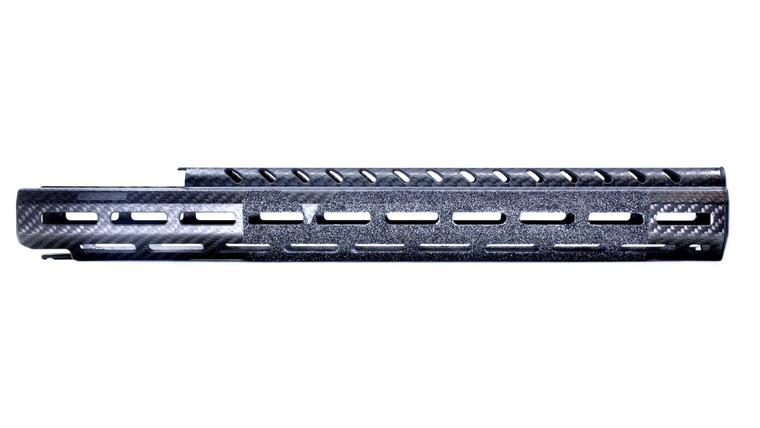 "Lancer 16"" MPX Carbon Fiber Handguard W/ Grand Master Stipple"