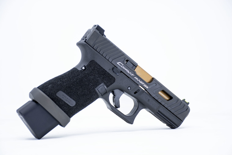 G19 Gen5 Carry Magwell Gray With +4/5