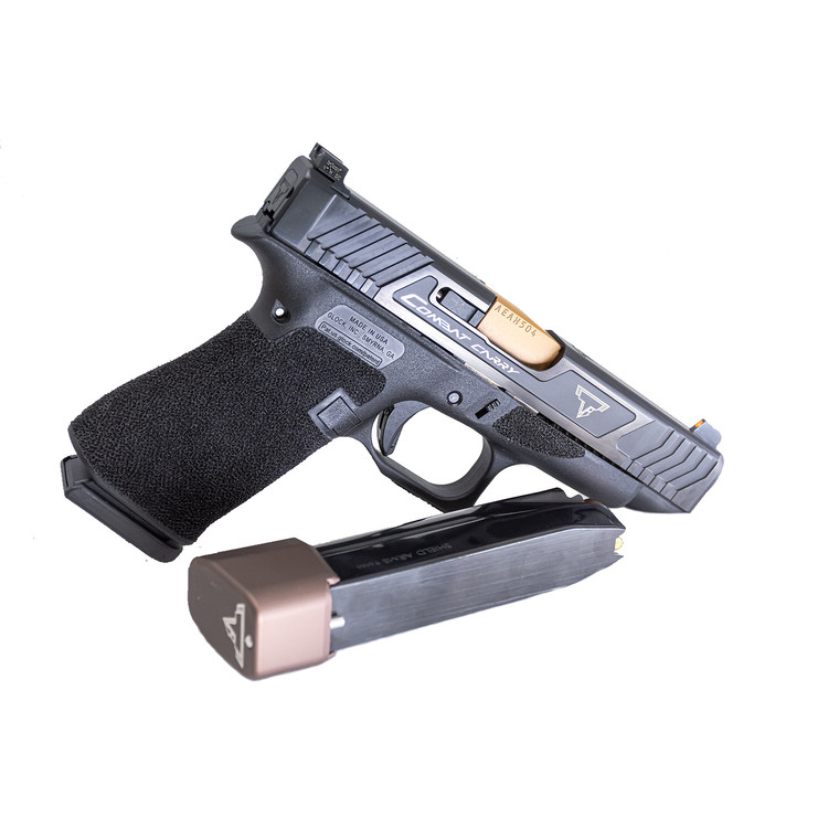 +5 Glock 48 and 43X basepad for Shield Arms® Magazine