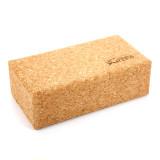 Wai Lana Green™ Cork Yoga Block