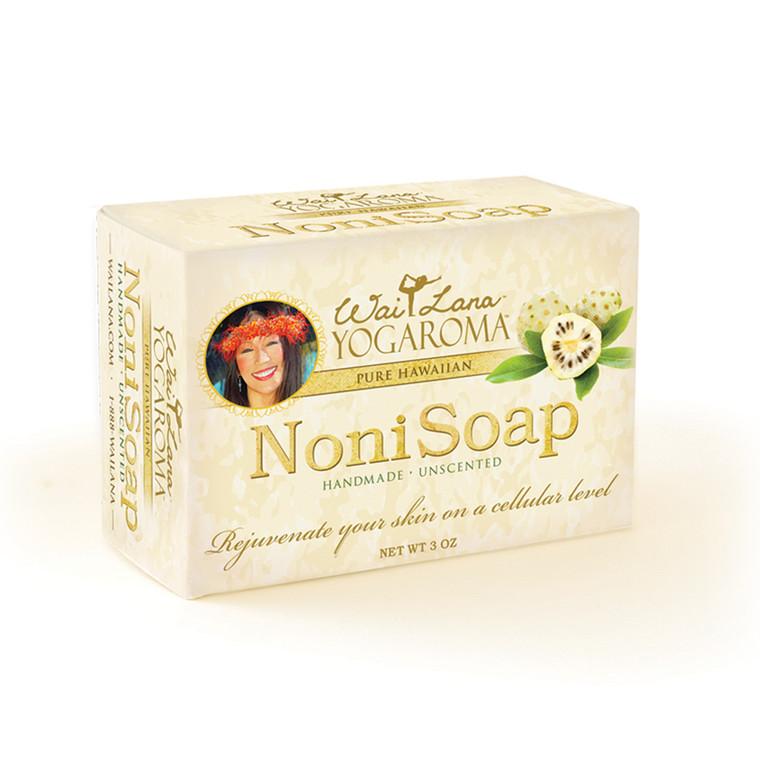 Noni Soap - 6 Bars (Unscented)
