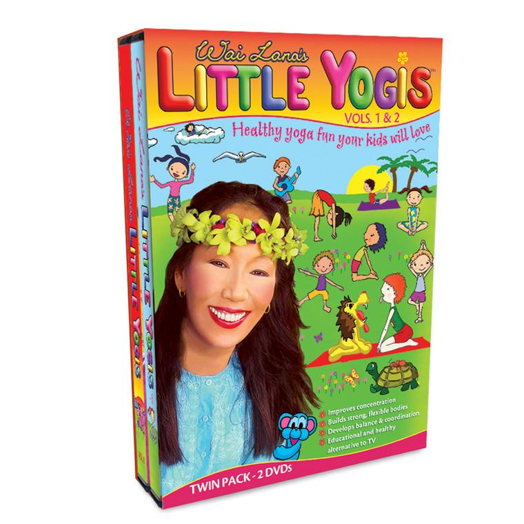 Wai Lana's Little Yogis™ Twin Pack