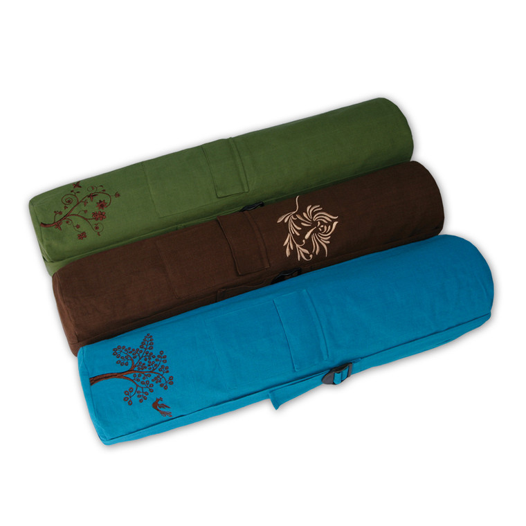 Wai Lana Green™ Organic Cotton Yoga Tote
