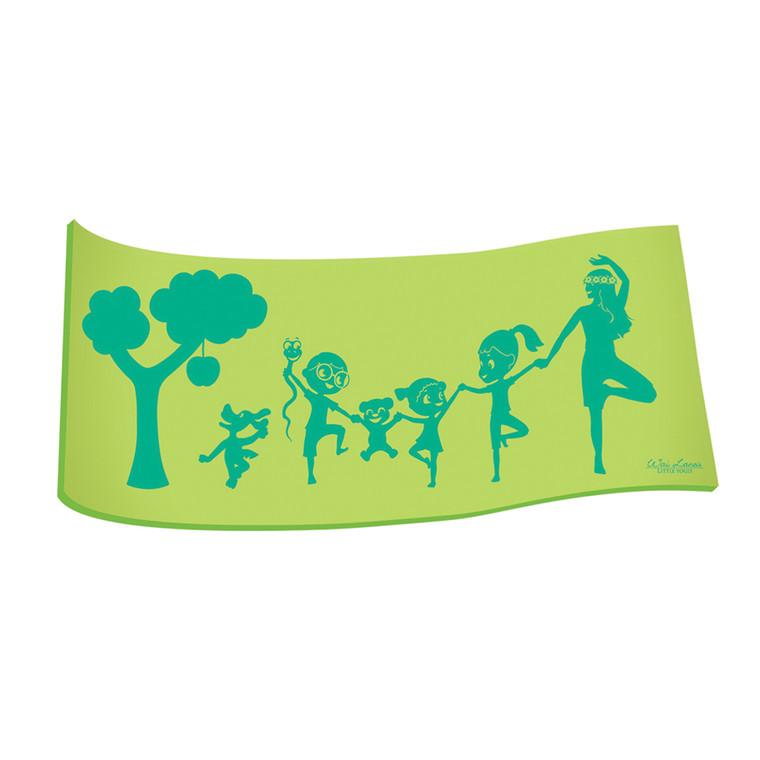 Wai Lana's Little Yogis™ Eco Mat