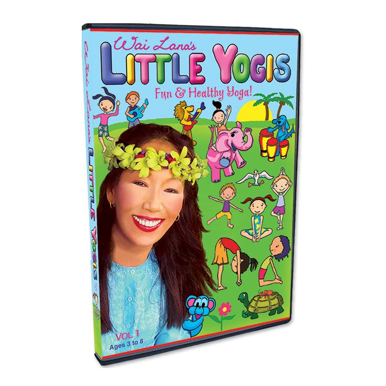 Wai Lana's Little Yogis™ DVD Vol. 1