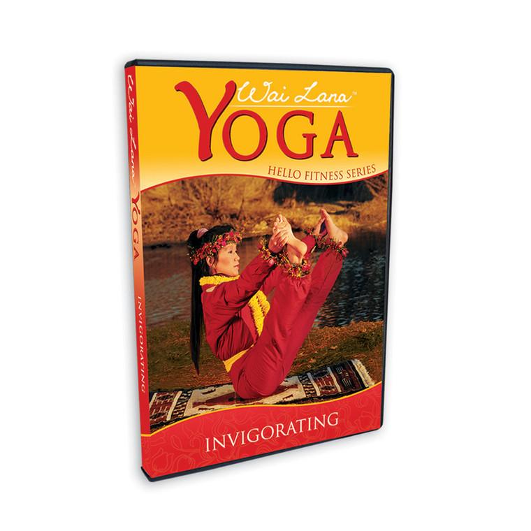 Invigorating DVD